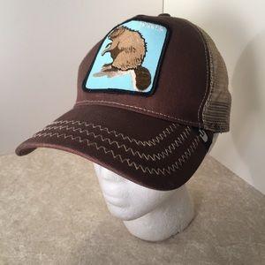 Goorin Brothers Snapback trucker hat beaver Unisex